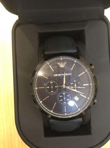 armani 精品手錶 1