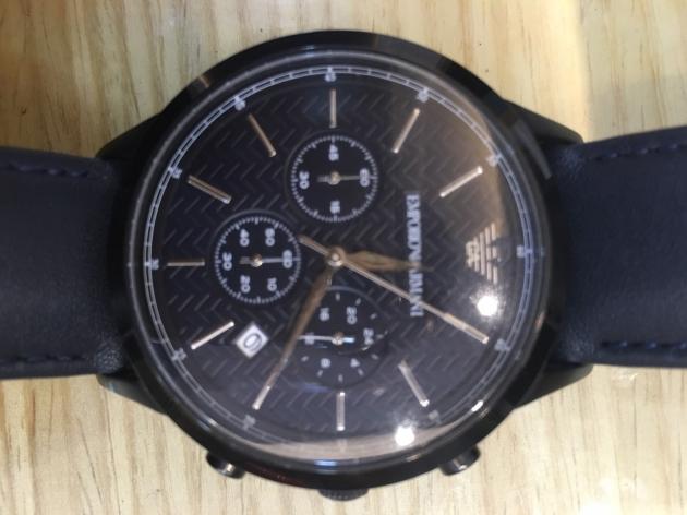 armani 精品手錶 4